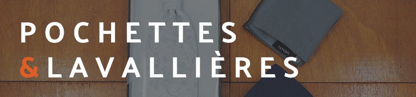 Pochette & Lavallières - Digel, Seidensticker, Eterna, Venti